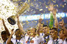 Congratulations to Mexico on winning the 2015 CONCACAF Gold Cup after defeating Jamaica 3-1 in the final played at Lincoln Financial Field in Philadelphia, Pennsylvania.