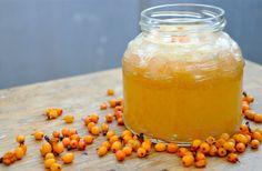 Homoktövis mézben - C-vitamin forrás