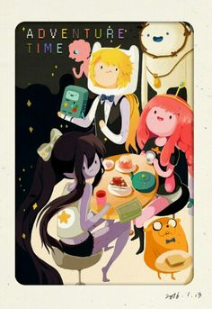 #Adventures #Marceline #Time