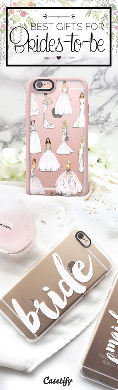 Tag your future #bride-to-be. Tap the link here to pre-order these #NewStandard™ #phonecase // http://www.casetify.com/artworks/yoQqgP6v8k