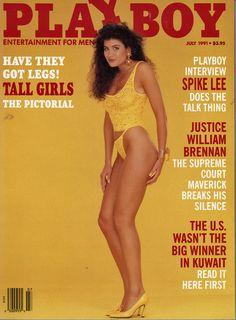 Vintage Playboy Magazine December July 1991 by annswhimseypaper