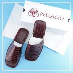783a20cbf6381 Роскошь, удобство, качество - все это про мужские тапочки Pellagio.  Идеальный подарок для