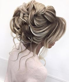Featured Hairstyle: Elstile Wedding Hairstyles and Makeup; www.elstile.com; Wedding hairstyle idea.