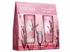 Kit Vizcaya Botanique Brilho e Maciez - Shampoo 200ml + Condicionador 150ml + Ampola 20ml de R$ 42,90 por R$ 35,90.Somente em nosso site,clique na imagem.