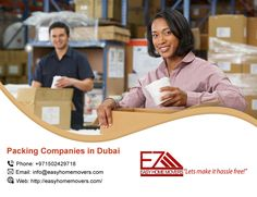 Packing Companies, Companies In Dubai, House Movers, Articles, Delicate, Paintings, Crystal, Let It Be, Easy
