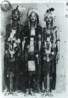 Wodaabe Dancers