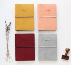 Small Agenda Notebook