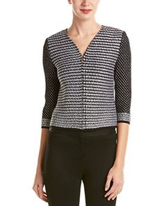 St. John Womens Wool-Blend Jacket, 2   #FreedomOfArt  Join us, SUBMIT your Arts and start your Arts Store   https://playthemove.com/SignUp