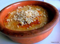 Sıcak Helva, Iskele Restaurant, #Fethiye