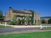 Rose and Crown Hotel, Romaldkirk in the Durham Dales