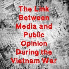 dissertation on public opinion and korean war War events as case studies, this thesis will illustrate journalists' influence,   gallup poll data, invaluable to any public opinion research, were found on the   nation: during the korean war, for example, at that time when our.