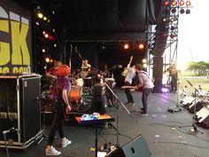 ロッキンジャパンフェス! スコリバ初の最高な夏フェス。 ありがとう! Concert, Concerts