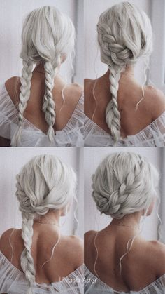 hair bun styles hair ideas bridesmaids for wedding hair wedding hair updos hair styles for long hair down for wedding hair hair styles for short hair hair and makeup Pretty Hairstyles, Girl Hairstyles, Braided Hairstyles, Quick Easy Hairstyles, No Heat Hairstyles, Elegant Hairstyles, Hair Upstyles, Brown Blonde Hair, Blonde Honey