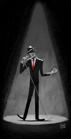 Frank Sinatra Tribute on Behance
