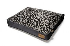 P.L.A.Y. Serengeti Rectangular Pet Bed - Liz Ann's Interior Design Boutique  http://lizann.myshopify.com/collections/for-the-pampered-pet/products/p-l-a-y-serengeti-rectangular-pet-bed