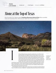 the texas monthly redesign is sharper. livelier. friendlier. texas-ier.