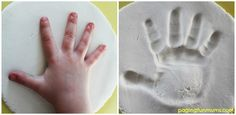 Make Clay with only two household ingredients