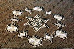 Hexagram, diamond, and more: England