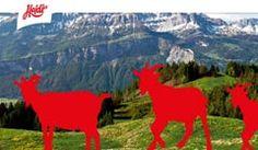 Gewinne mit dem aktuellen Migros Wettbewerb eine Woche Familienferien in einer Schweizer Alphütte im Wert von CHF 2'000.- , sowie 100 x 2 Kinotickets für den Film Heidi und 20 x eine Migros-Geschenkkarte im Wert von je CHF 50.- http://www.alle-schweizer-wettbewerbe.ch/ferien-in-einer-schweizer-alphuette-gewinnen/