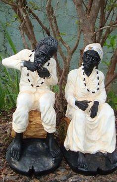 Princípios de Umbanda...Pretos Velhos.