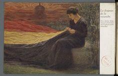 Le drapeau de la revanche - numelyo - bibliothèque numérique de Lyon