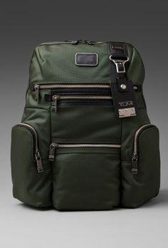 6d18b85c15 Love this  Alpha Bravo Ballistic Nylon Knox Backpack  Lyst Green Backpacks