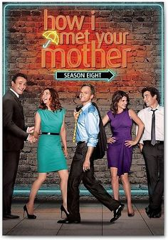 How I Met Your Mother - Saison 8 [Complete] - http://cpasbien.pl/how-i-met-your-mother-saison-8-complete/