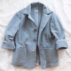 makie seersucker blazer - outerwear - boy   Thumbeline