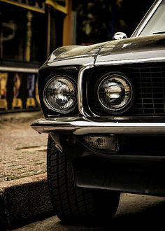 "musclecarinstant: "" alone… """