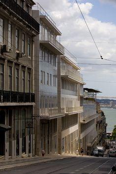 Terraços de Bragança | Terraços Housing  Lisboa - 2004 | © Fernando Guerra, FG+SG Architectural Photography