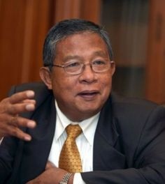 Darmin Nasution: Kebijakan UMKM Harus Menyeluruh dan Terarah