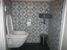 mozaiek tegels badkamer blauw voorbeelden - Google zoeken