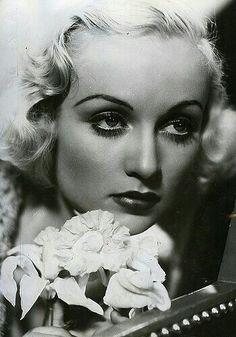 Beautiful and great actress, Carole Lombard