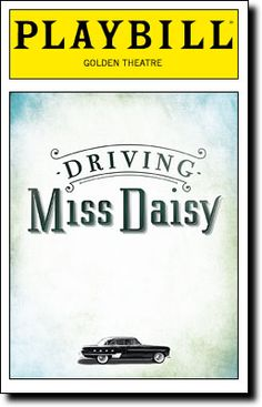 Driving Miss Daisy - I saw this on Broadway in March James earl Jones and Vanessa Redgrave starred in it. All I have to say is PHENOMENAL. One of the best plays I have seen. Theatre Shows, Musical Theatre, Broadway Plays, Broadway Shows, Driving Miss Daisy, Vanessa Redgrave, Earl Jones, Reading Challenge