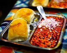 Misal Pav, Mumbai,  CityBump http://citybumpindia.tumblr.com/post/123708512444/must-visit-food-joints-for-every-mumbaikar