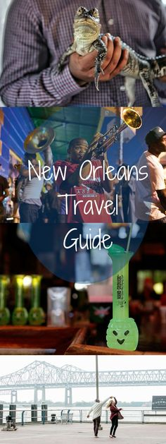 Everything you need to know about visiting New Orleans! Where to stay, what to eat and things to see!
