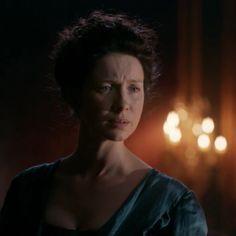 "Claire Fraser (Caitriona Balfe) in Episode 206 ""Best Laid Schemes"" of Outlander Season Two on Starz via https://outlander-online.com/"