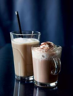 Vaniljainen chai latte   Reseptit