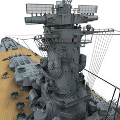 Japanese Battleship Yamato Model available on Turbo Squid, the world's leading provider of digital models for visualization, films, television, and games. Yamato Class Battleship, Model Warships, Military Drawings, Imperial Japanese Navy, Model Hobbies, Navy Ships, Gundam Model, Model Building, Royal Navy