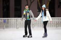 Impress your loved one on Valentine's day with these 8 romantic Valentine's day date ideas. Day Date Ideas, Cute Date Ideas, Fun Ideas, Gift Ideas, Outdoor Ice Skating, Dream Dates, Valentines Day Date, Spark People, Falling In Love Again
