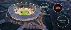 The Fringe 2012 Olympics   E3 2NG Pop Up Bar, Olympics