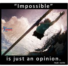 Truth!  Over 60,000 youth and adults with disabilities served this past year! Disabled Sports USA www.dsusa.org