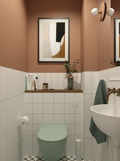 proj  luumo #toiletroom #toiletdecor #toiletdesign #toiletideas Interior Design Boards, Bathroom Interior Design, Home Interior, Decor Interior Design, Bad Inspiration, Bathroom Inspiration, Home Decor Inspiration, Easy Home Decor, Home Decor Trends