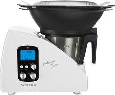 Monsieur cuisine plus el robot de cocina del lidl sale a for Robot cocina silvercrest