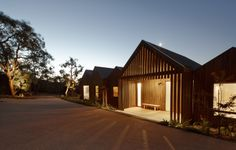 Duckbuild Architecture - Residential Exterior - New House - Red Hill, Photography by Peter Bennetts