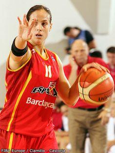 Nuria Martínez #Selección #España