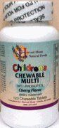 Harvest Moon Children's Chewable Multi Vitamin with Probiotics 120 Chewable Tablets by Harvest Moon Natural Foods. $15.95. Vegetarian, great tasting cherry flavor  Provides 3 strains of probiotics  Sweetened with Xylitol and Luo Han Guo  --------------------------------------------------------------------------------  Harvest Moon Children's Chewable Multi with Probiotics is our best chewable children's vitamin product. It is a great alternative to the store brands that...