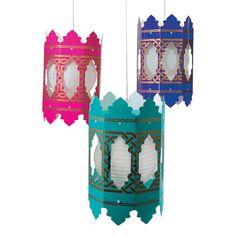 Arabian+Hanging+Lantern+Holders+-+OrientalTrading.com