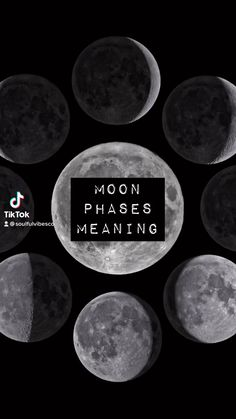 Moon Phases Meaning, Zodiac Planets, Aquarius Pisces Cusp, Moon Magic, New Moon, Book Of Shadows, Science Nature, Astrology, Meant To Be