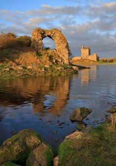 Dunguaire Castle, Kinvara, Co. Galway, Ireland